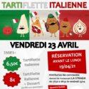 Votre repas à emporter – Tartiflette Italienne